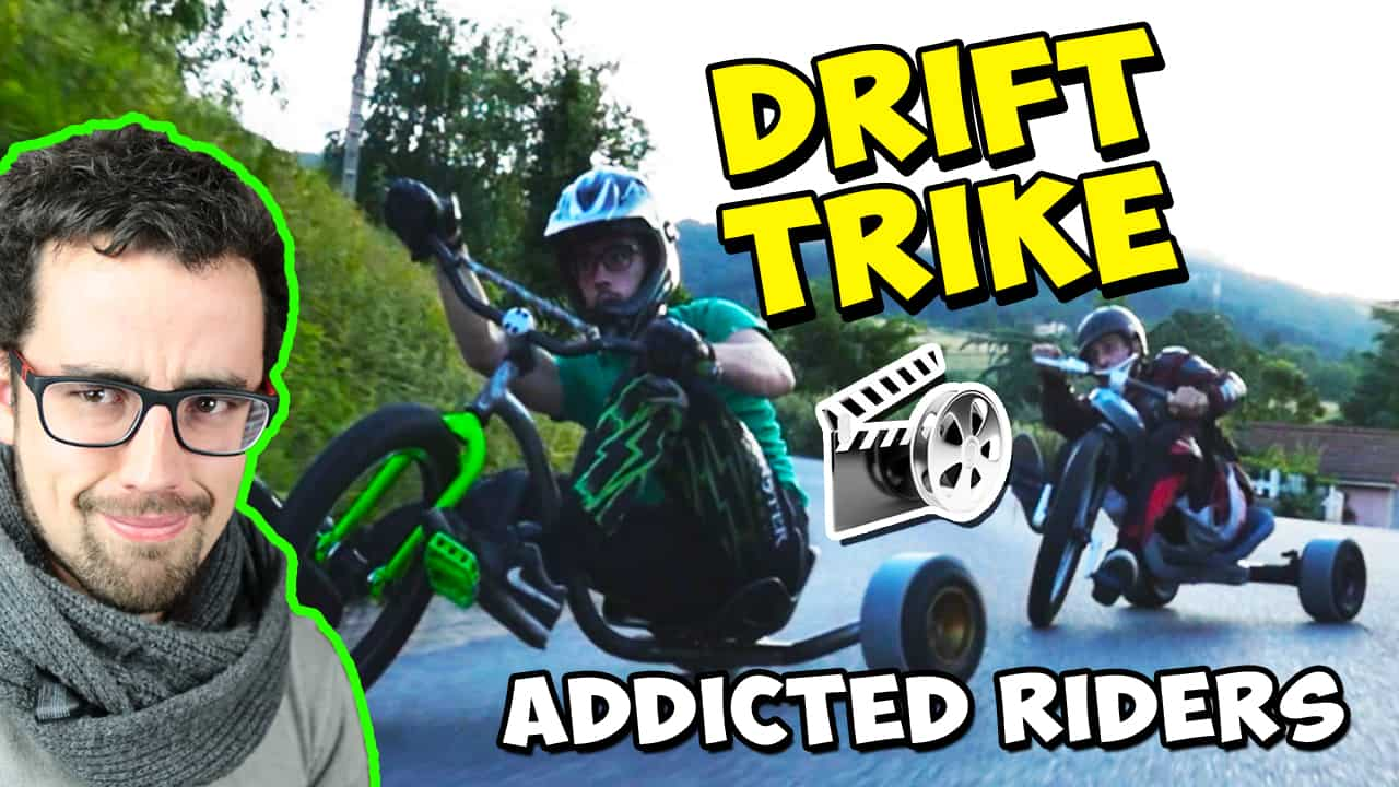 video drift trike roanne
