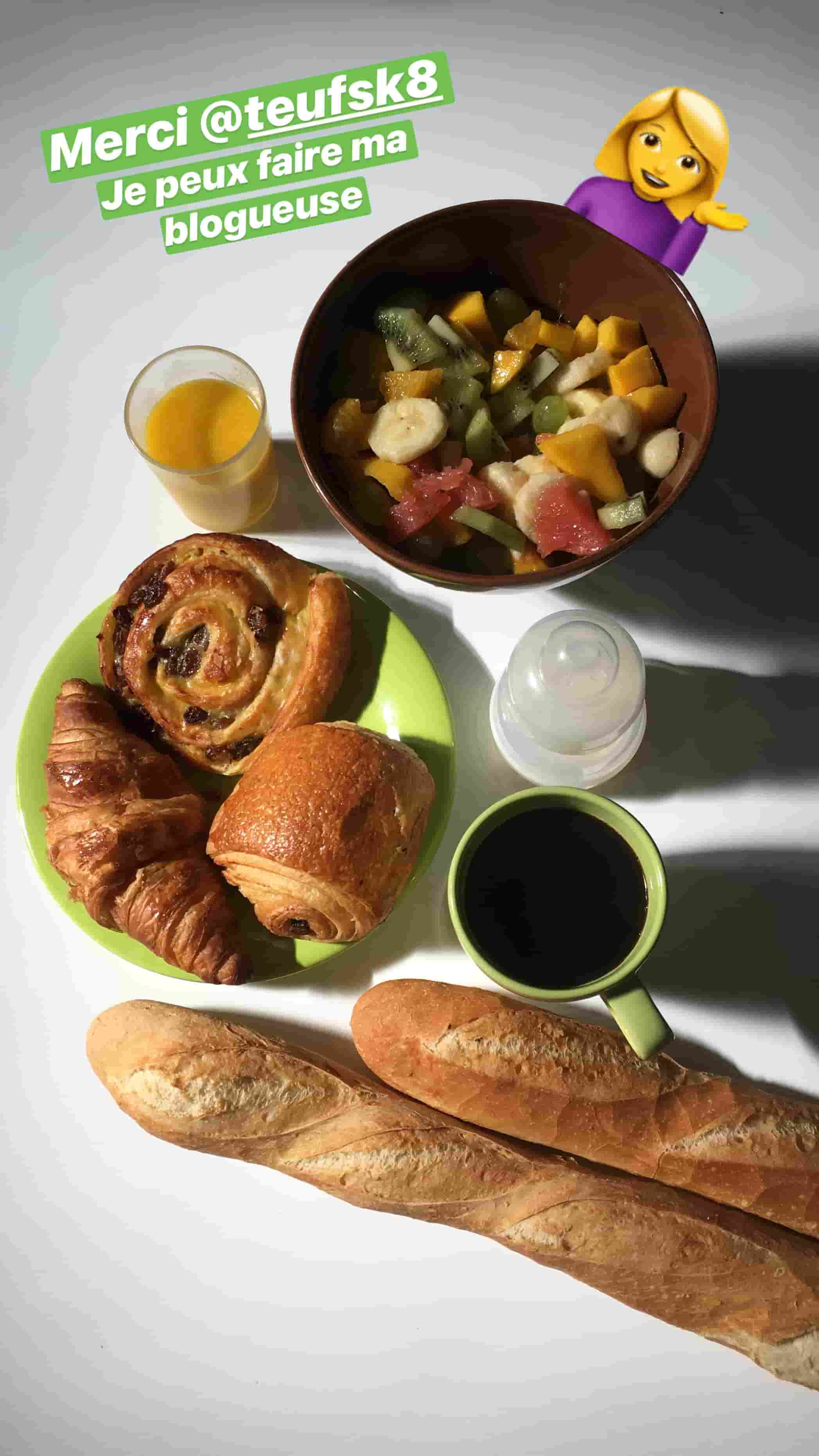 breakfast romain teufert